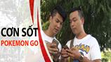 Giới trẻ Việt háo hức ra đường săn Pokemon