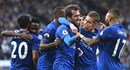 Leicester thắng giòn giã Crystal Palace 3 - 1