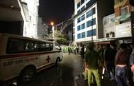 Cập nhật mới nhất vụ cháy ở Cầu Giấy: Xác nhận 13 người tử vong