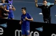 Thái Lan thắng dễ Philippines 1 - 0 bằng pha phản công sắc lẹm