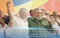 Infographic: Những phát ngôn ấn tượng của Chủ tịch Cuba Fidel Castro