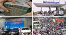 Kinh tế 24h: Tin đồn Việt Nam sắp đổi tiền mới là bịa đặt! Ra mắt đối thủ của Uber và Grab
