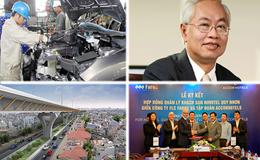 Kinh tế 24h: Rót nghìn tỉ hồi sinh Usilk City; Sản xuất, lắp ráp, nhập khẩu ôtô là ngành kinh doanh có điều kiện