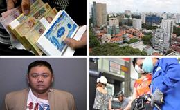 """Kinh tế 24h: Cấm cán bộ ngân hàng """"tuồn"""" tiền lẻ ăn chênh lệch; 3 trang điện tử cổ xúy diễn viên Minh Béo bị phạt 80 triệu đồng"""