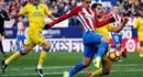 Atletico thua bẽ mặt 2 - 3 trước Las Palmas ở vòng 1/8 cúp nhà Vua