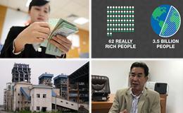 Kinh tế 24h: Bộ Tài chính nói gì về việc nới khung thuế môi trường?; Đạm Ninh Bình lộ nhiều sai phạm