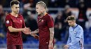 Thắng dễ Sampdoria 4 - 0, Roma đặt một chân vào tứ kết Coppa Italia