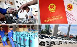 Kinh tế 24h: Cởi trói cho doanh nghiệp gas; VCCI: Tăng thuế môi trường lên xăng dầu là lợi bất cập hại
