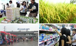 Kinh tế 24h: Bộ Công Thương xây dựng cơ chế quản lý sữa, phân hạng chung cư từ ngày 15.2