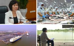 Kinh tế 24h: Làm rõ khối tài sản khổng lồ của Thứ trưởng Hồ Thị Kim Thoa; ông Vũ Quang Hải không còn giữ chức vụ gì tại Sabeco