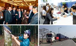 """Kinh tế 24h: """"Thiên thời - Địa lợi - Nhân hòa đã đến với Nghệ An""""; tàu đường sắt Cát Linh - Hà Đông chuẩn bị lên đường ray"""