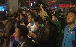 Người dân háo hức, kỳ vọng vào tuyến đường sắt Cát Linh - Hà Đông