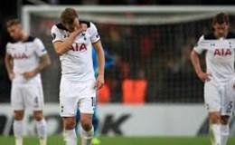 Để Gent cầm hòa 2 - 2, Tottenham ngậm ngùi chia tay Europa League sau hai lượt trận