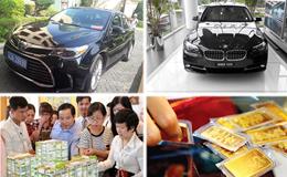 Kinh tế 24h: Nghi án Euro Auto buôn lậu xe; doanh nghiệp tặng xe sang rồi xin ưu đãi