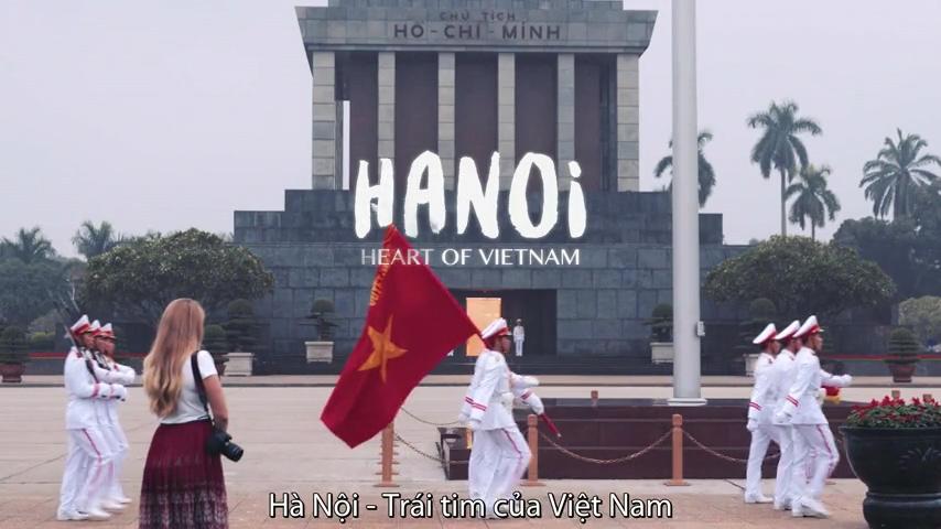 Hà Nội đẹp như mơ trong video 30 giây quảng bá Thủ đô trên sóng CNN