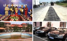 Kinh tế 24h: Cao tốc Bắc Giang - Lạng Sơn khởi công rồi để đấy; Bộ Tài chính trần tình xe công thanh lý... giá sắt vụn