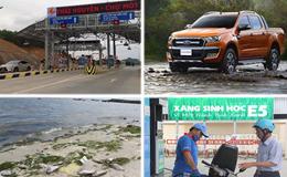 Kinh tế 24h: Dân phản đối trạm thu phí BOT ở Thái Nguyên; Xem xét điều chỉnh giá tính thuế, phí trước bạ xe bán tải