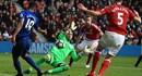 MU thắng dễ 3 - 1 trên sân của Middlesbrough