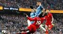 Đôi công mãn nhãn, Man city hòa Liverpool 1 - 1