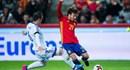 Tây Ban Nha thắng tưng bừng Israel 4 - 1