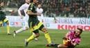 AC Milan bị cầm hòa trên sân của đội bét bảng Pescara