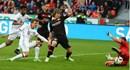Bayern bị cầm hòa không bàn thắng trên sân của Leverkusen