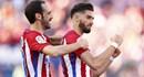 Carrasco lập cú đúp, Atletico thắng Osasuna 3 - 0