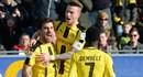 Dortmund có chiến thắng thuyết phục 3-1 trước Frankfurt
