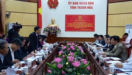 Ủy viên đoàn Giám sát của Quốc hội yêu cầu làm rõ vụ bổ nhiệm thần tốc ở Thanh Hóa