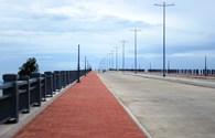 """Cầu Cửa Đại """"đánh thức"""" dải bờ biển hoang sơ của Quảng Nam"""