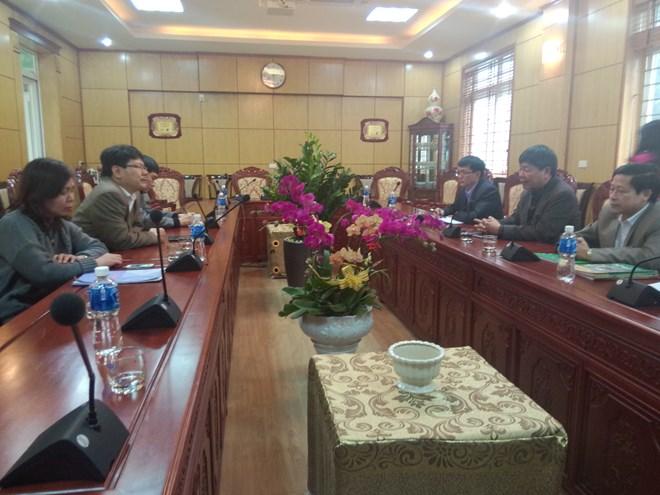 Phó TBT Nguyễn Đình Chúc làm việc tại Vĩnh Phúc và Phú Thọ: Tăng cường tuyên truyền hoạt động hướng về người lao động