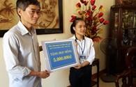 Trao học bổng Đại Nam tới học sinh nghèo tỉnh Nam Định