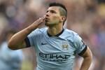 Sergio Aguero sẽ đến Việt Nam cùng Man City