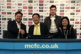 Hợp đồng giữa bầu Hiển và Man City đã chính thức được ký kết
