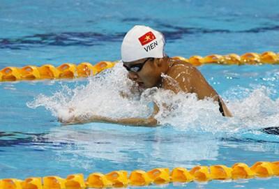 Giải bơi vô địch thế giới 2015: Ánh Viên vào bán kết nội dung 200m