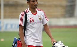 VFF loại Đình Luật khỏi đội tuyển Việt Nam