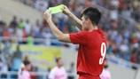 Công Vinh: Hãy đánh giá cầu thủ xứ Nghệ bằng năng lực trên sân