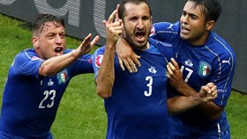 Tuyệt đỉnh công phu,Italia biến Tây Ban Nha thành cựu vương