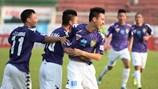 Hà Nội T&T thắng dễ Nam Định ở tứ kết Cúp Quốc gia