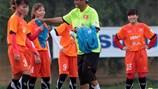 HLV Mai Đức Chung loại 3 cầu thủ trước khi sang Myanmar