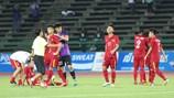 """Thua """"đấu súng"""", U.16 Việt Nam mất chức vô địch đau xót"""