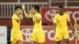 Vòng 19 Toyoya V.League: Hải Phòng trở lại ngôi đầu