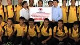 VFF thưởng U.16 Việt Nam 400 triệu