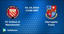 Lịch thi đấu và phát trực tiếp bóng đá hôm nay (4.10)