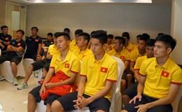 U.19 Việt Nam bị làm khó trước trận tứ kết