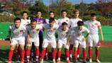 ĐT Việt Nam thắng đậm 5-2 đội vô địch hạng 3 Hàn Quốc