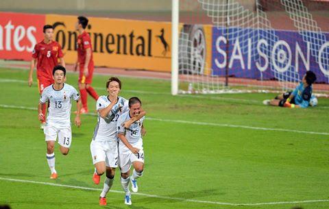 Thua U.19 Nhật Bản 0-3, U.19 Việt Nam dừng bước ở Bán kết U.19 Châu Á