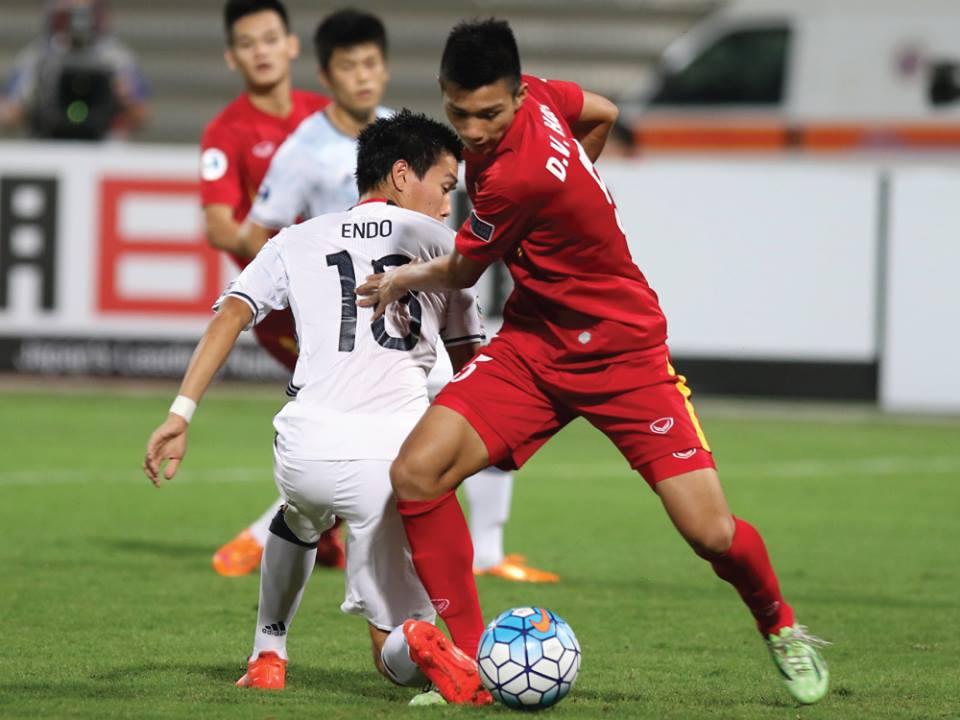 U.19 Việt Nam thất bại trước U.19 Nhật Bản: Thua thế cũng là... tốt