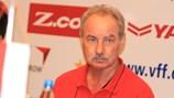 HLV Riedl chưa nghĩ đến chung kết sau khi đánh bại tuyển Việt Nam