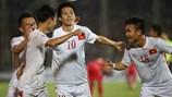 Đội tuyển Việt Nam và cái đích Thái Lan